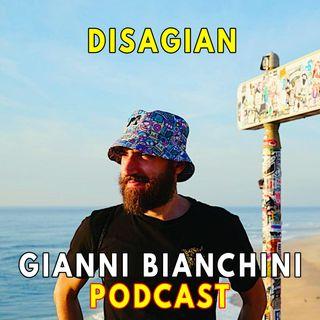 """In viaggio con Gianluigi """"Disagian"""" Gennaccari"""