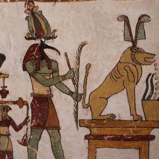 Tavola VII di Thoth - I Sette Dei [lettura e commento]