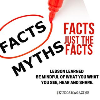 Mindful of Facts and Myths