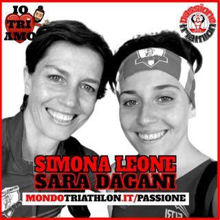 Passione Triathlon n° 161 🏊🚴🏃💗 Simona Leone e Sara Dagani