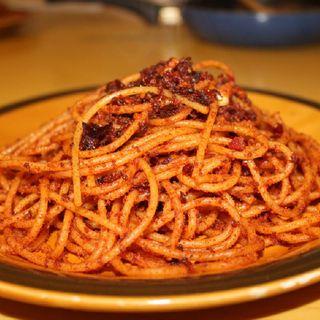 Spaghetti Con La 'Nduja