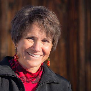 Nancy Rynes author of Awakenings from the Light