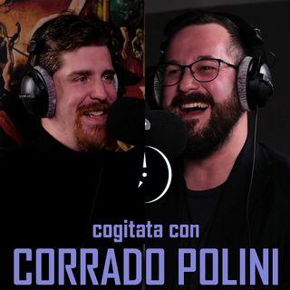 Cogitata con CORRADO POLINI, editore