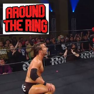 ATR # 95: ROH War of the Worlds Review, NXT TakeOver Chicago Predictions