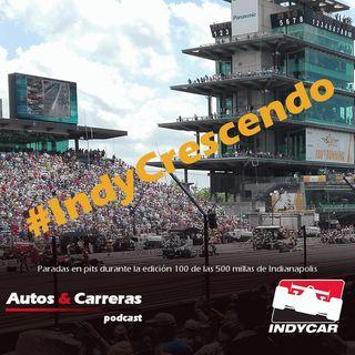 #IndyCrescendo Los episodios que no puedes dejar de escuchar.
