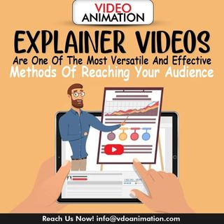 Explainer Videos Are One Of The Most Ver