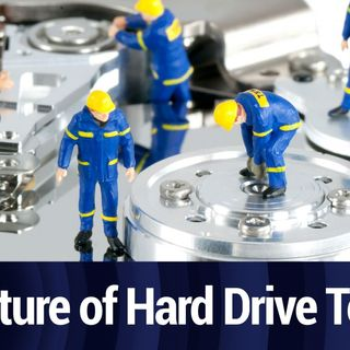 Expanding Hard Drive Capacity for the Future | TWiT Bits