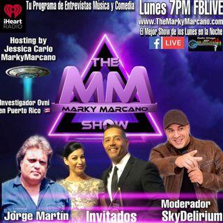 Tonight | El Animador Skydelirium | Jorge Martin Investigador Ovni en PR