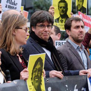 Juez aplaza euroorden contra Puigdemont