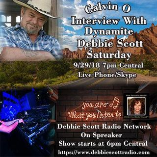 INTERVIEW WITH CALVIN O. !!!!     9-29-18