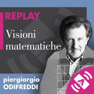 """15 > Piergiorgio ODIFREDDI """"Visioni matematiche"""""""