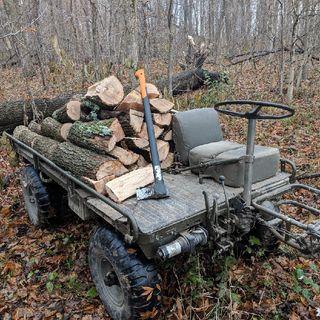 Midweek Porchcast: Firewood