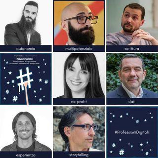 Multipotenziale. La voce di Raffaele Gaito (@duplikey) per la notte del #lavoronarrato 2018