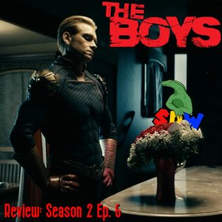 The Boys - Review: Season 2 Ep. 6