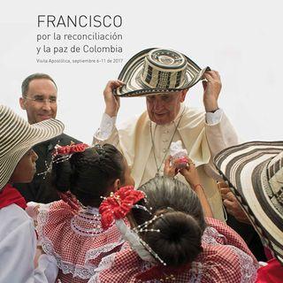 Villegas Editores recopila en detalle la visita apostólica de Francisco en Colombia