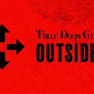 Three Days Grace - I Am An Outsider (Audio)