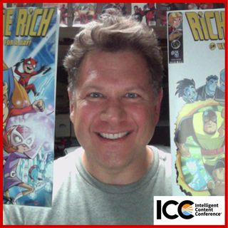 Buddy Scalera on How The Structure of Graphic Novels Can Drive Your Content Strategy