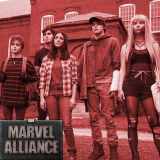 New Mutants Controversy : Marvel Alliance Vol. 15