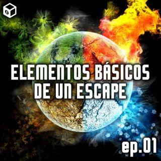 Episodio 1 – Elementos básicos de un escape room