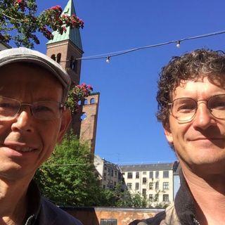 Trinitatis søndag. Niels Nymann Eriksen i samtale med Lars Obel