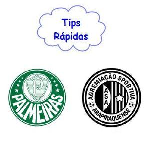 Brasil - Palmeiras Vs ASA