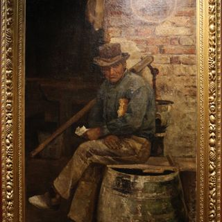 Il muratore G. Sottocornola