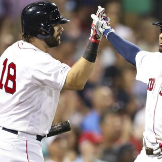 Red Sox' Xander Bogaerts Tries To Homer For Mom—And Does!