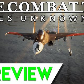Ace Combat 7 - Skies Unknown Full Review and Gameplay