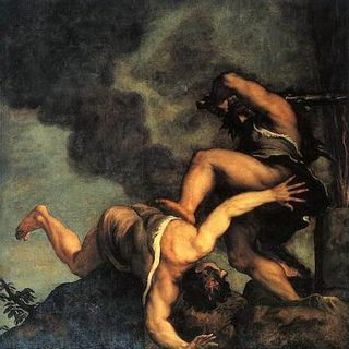 Cain and Abel...Is Envy The Original Sin?