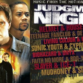 Metal Hammer of Doom: Judgment Night Soundtrack Review