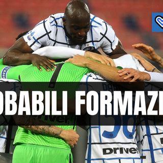 Le probabili formazioni di Inter-Sassuolo: tanti dubbi per Conte