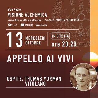 THOMAS YORMAN VITULANO - APPELLO AI VIVI