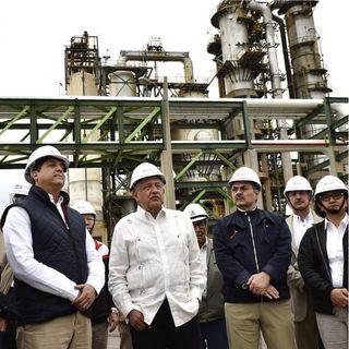Pemex construirá refinería de Dos Bocas