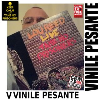 "Vinile Pesante ""Take No Prisoners"" by Mauro Berton"