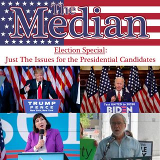 8. Election Special: Just the Issues for the Presidential Candidates (with David Cuesta)