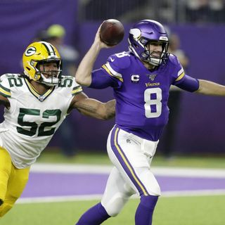 Purple People Eaters: Vikings vs Bears Preview! Recap Packers Debacle!