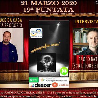 Radiografia Scio' - N.19 del 21-03-2020