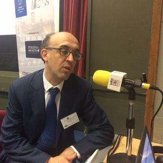 Parlano i giovani ricercatori e il prof Guarino presidente associazione scienziati italiani in Uk