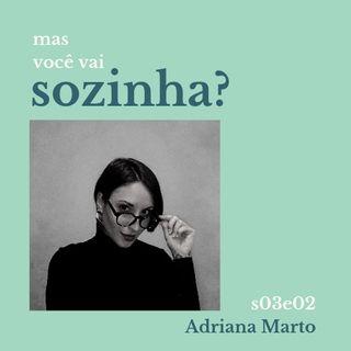 Mas Voce Vai Sozinha? S03E02: Lina Bo Bardi com Adriana Marto