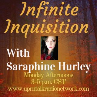 Saraphine Hurley & Joe Montaldo talking about her new shows