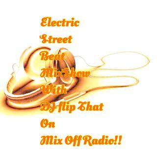 Electric Street Beat MixShow 8/31/20 (Live DJ Mix)