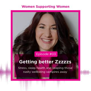 Getting better Zzzzzs: Stress, sleep health & keeping those nasty wellbeing vampires away