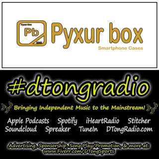 #MusicMonday on #dtongradio - Powered by Pyxur Box Smartphone Cases