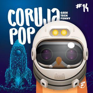 Coruja POP #14 A nova corrida espacial - quem chega primeiro em marte
