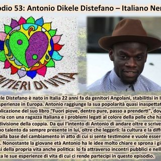 Ep53 Antonio D.Distefano - Italiano Nero
