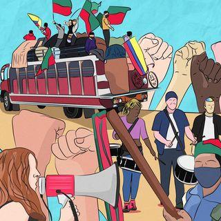 Resistenza e repressione: 9 maggio a Cali