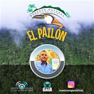 NUESTRO OXÍGENO Reserva natural El Pailón - Julián Cano