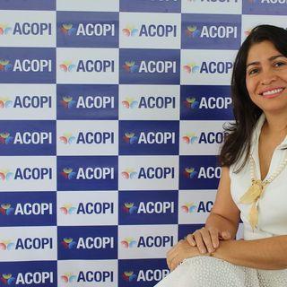 RADAR.  Rosmery Quintero, de Acopi, dice que el sector financiero debe apoyar más