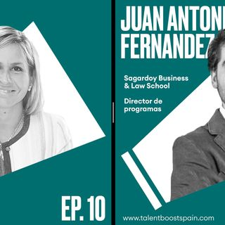 Episodio 10: Nuevos modelos formativos con Vanessa Izquierdo & Juan Antonio Fernández (Sagardoy B&L School)