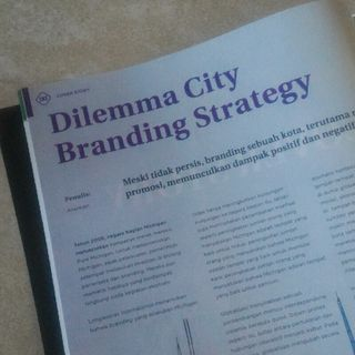 Dilema City Branding Strategi